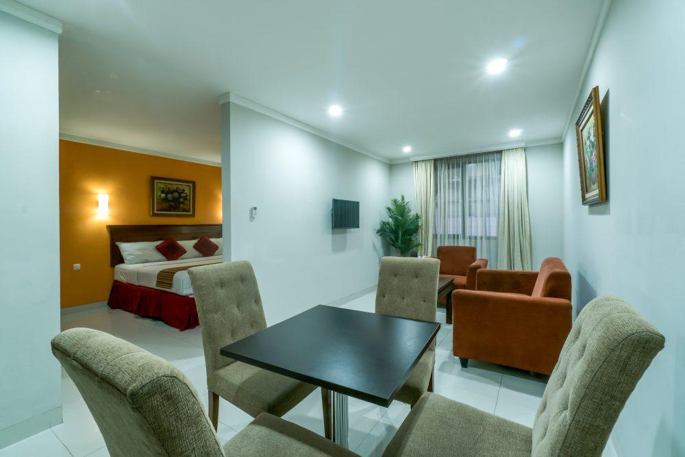 Suite Room Hotel Sofyan Soepomo Hotel di Tebet Jakarta Selatan