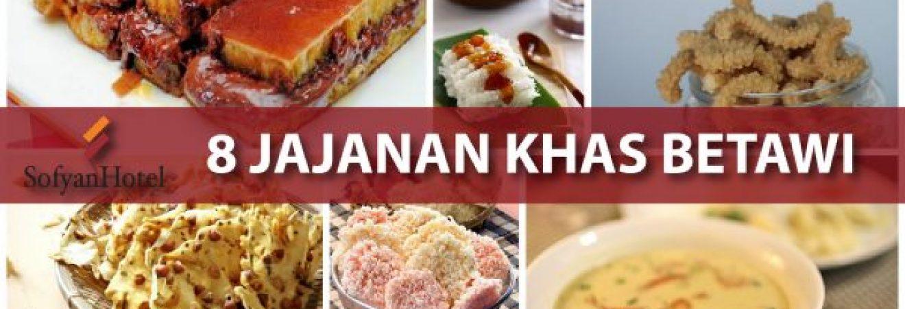 8 Jajanan Khas Betawi Yang Wajib Anda Coba Sofyan Hotel