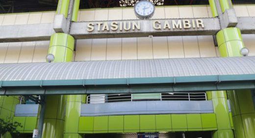 Hotel Jakarta pusat Bintang 3 dekat statiun Gambir
