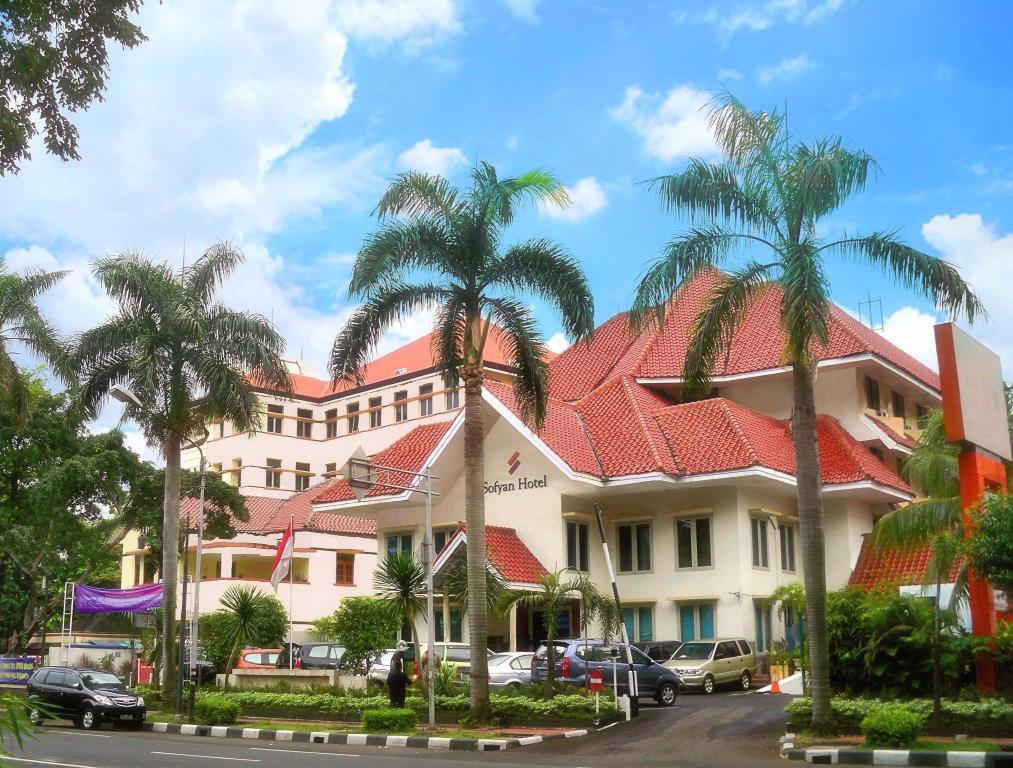 Hotel di Jakarta Pusat Bintang3