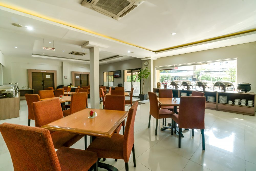 Restoran Halal Hotel Sofyan Soepomo hotel dekat SCBD