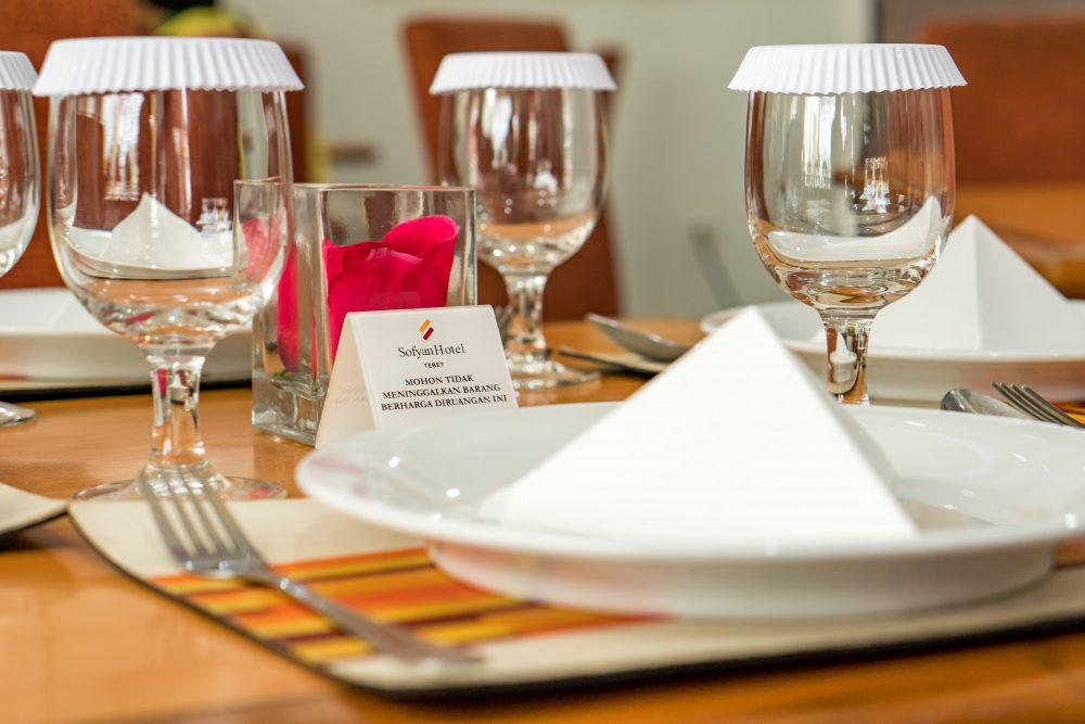 Restoran Halal Hotel Sofyan Soepomo hotel dekat tugu pancoran