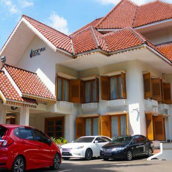 Hotel Dekat Plataran Menteng