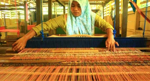 Ada Makna dan Filosofi Motif Tenun Aceh