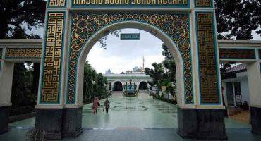 Sejarah Masjid Sunda Kelapa