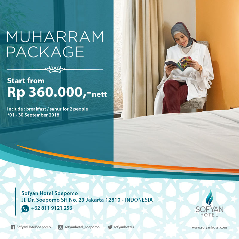 Hotel Syariah Sofyanhotel Com Promo Kamar September Digital 02