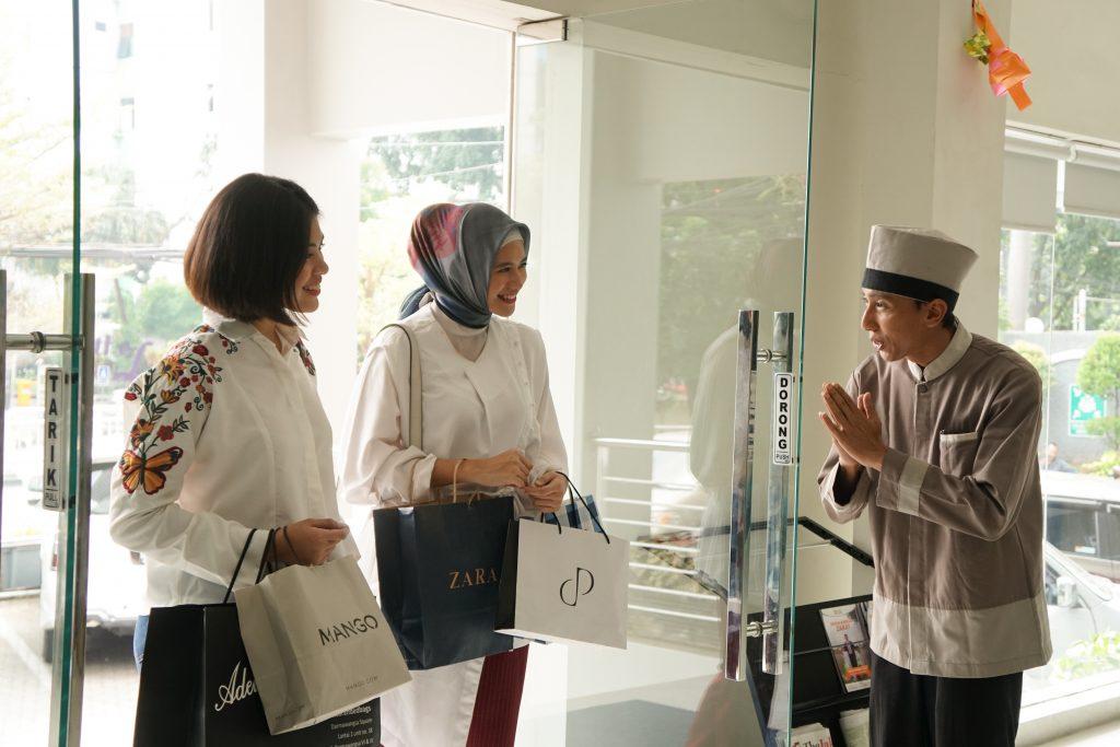 Shopping Near Sofyan Hotel