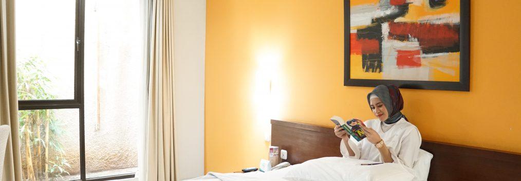 Staycation di Sofyan Hotel