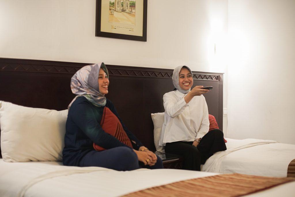 Staycation at Sofyan Hotel