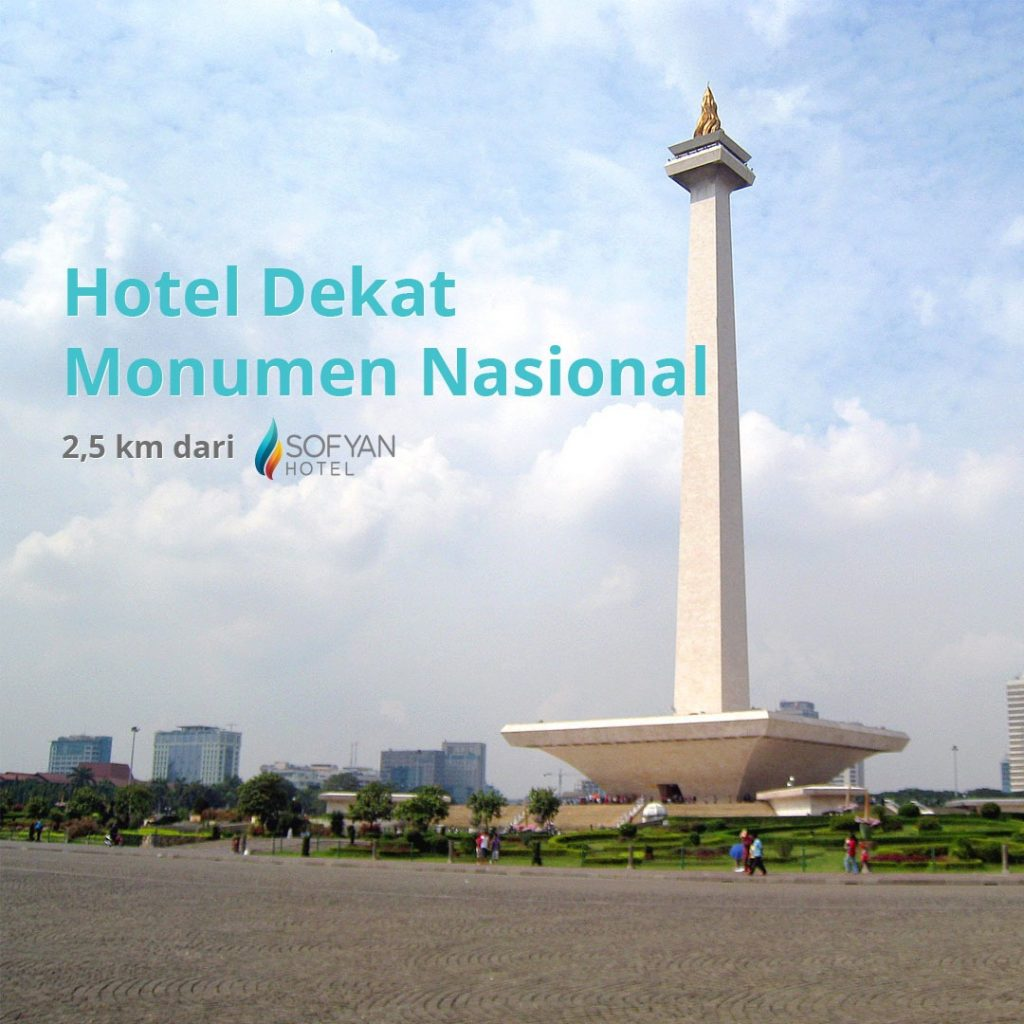 Hotel Dekat Monas